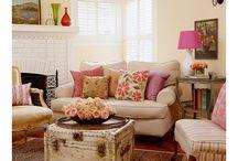 Living Room / by Cynthia Johnston