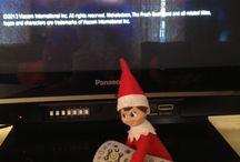 Elf on the shelf ideas / by Jamie Rhine