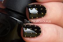 Nail obsession / by Ashley Arpey