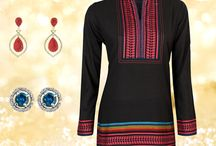 Styling Ideas Showstopper collection 2013 / by Biba India