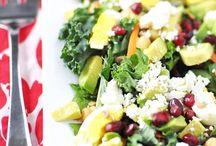 Salads / by Amanda Morris