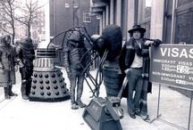 Doctor Who / by Jana Ball