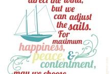 Sailing....take me away... / by Patti Kommel Homework Interiors,LLC