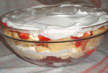RECIPES: Tortes / by Juanita Shaffer