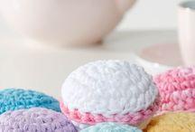 Crochet Food / by Charmed By Ewe