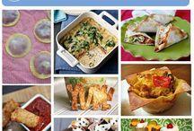 Recipes / by Judy Oler