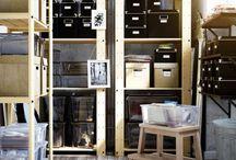 Storage / Laundry / by Andrea VanderStel Snyder