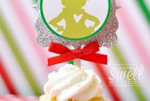 Party Inspiration: Grinch Christmas / Your heart will grow three sizes while planning a Grinch themed celebration! / by One Swell Studio - Cara McGrady