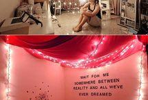 Home: Bedroom Decor / by Pri Dash