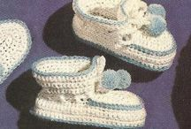 Baby Booties / by Crochet Patterns