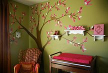 Girl's Decorating Ideas / Ideas for my little girl, Jaidie Bug's Room. / by Nedra Baker Meister
