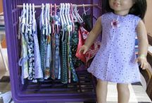 American Girl clothes / by Vicki Saum