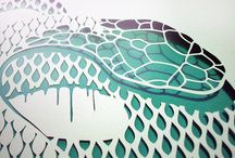 Artful Paper Cutting & Quilling / It amazes me what some artist can due with scissors or an exacto knife! / by Sharla Hicks