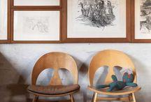 Furniture / by Jeff Hannoosh