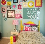 Ideas for Girls' Rooms / by Wini Erb