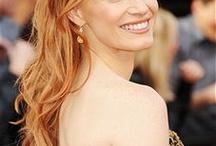 Red Carpet Looks / Oscars 2012 beauty & fashion looks / by Nadine Jolie Courtney