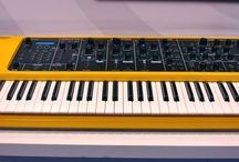 Oscillators,Modulators, Amplifiers and LFO's / by Virgo In the Kitchen