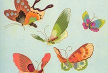 art ideas - butterfly project / by Twink Sav