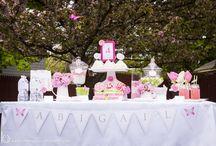 Garden Birthday Party / by Cherry Blossom Charm