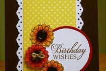 Card Ideas / by Christine Orecchio