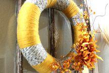 Wreath / by Krista Matthews