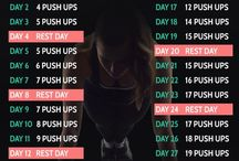 30 Day Challenge / by Robyn Morrison