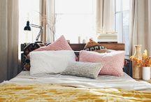 Bedrooms / by Kylee Noelle