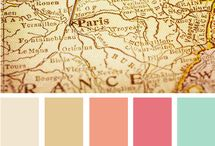 Color Inspiration / by Hannah Maier