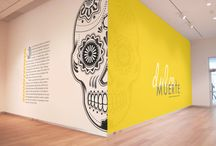 Exhibition Spaces / by Rachel Bonness Design