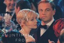 The great Gatsby  / My wedding theme / by BaliniSports