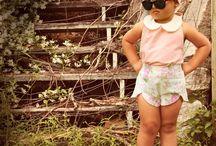 Kids & Babes Clothes Project / by Anna Lyszczarz