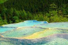 Canadian national parks / by Jennifer Boyle