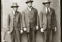 Men's fashion 1920s / by Kris Rowland