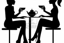 Tea Party / by Melanie Swartz