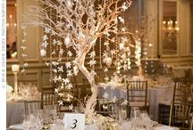 Table Decor / by Wishes Granted Weddings & Events