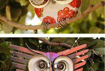 Owls / by Brandi Byrd