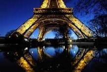 Paris! / by Sandy Hall