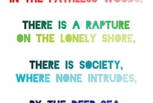 quotation marks / by Jenifer Bement