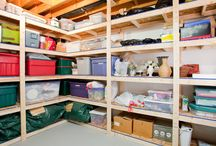 storage/organization / by Shawna Kelly