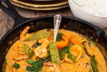 Thai Food / by Jennifer Lopez Fuller