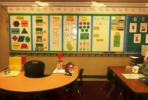 School Classroom Organization / by Lora Glover