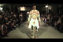 Fashion Videos Culture / This is a collection of music videos, runway parades, videos dedicated to art, fashion, culture and a reflection of the state of a cultures consciousness.  / by Garth Ernstzen
