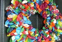 Door Wreaths / by Meredith M