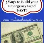 Emergency fund & savings: when sh** hits the fan! / by Amanda Skinner