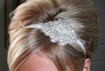 hairstyles/hairpieces / by Roberta Kalisch
