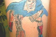 Bad NFL Tattoos / The 32 Worst NFL Tattoos We Could Find / by Inked Editor