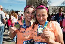 Marathon & Family Fitness Weekend / Missouri's Largest Fitness Event - 25,000 Participants in 10 Races. A St. Louis Original.  / by GO! St. Louis