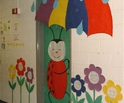 class decorations / by Sherrie Loftis
