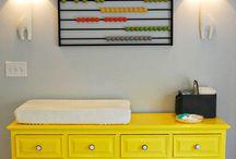 Baby Spaces & Kid Decor / by Rachel Blythe