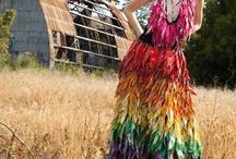 Weird Fashion / Weird dresses, strange fashion you won't believe / by Rain Blanken